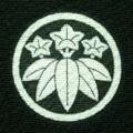 1、上絵紋(黒紋)・刷り込み紋(色紋)
