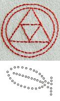 1、ケシ縫い